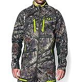 Giacca Softershell con controllo a raggi infrarossi Coldgear - Pantaloni muschiosa Oak Treestand / Velocity piccoli