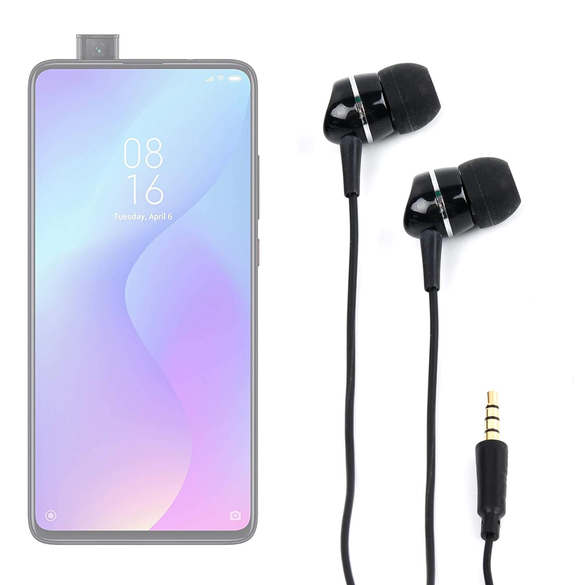 DURAGADGET Auriculares Compatible con Smartphone Xiaomi Mi 9T Pro, REALME 5, REALME 5 Pro: Amazon.es: Electrónica