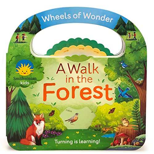 Smithsonian Kids: A Walk in the Forest Board book