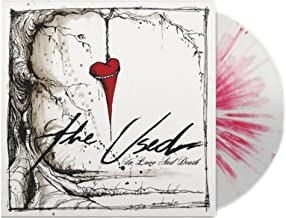 THE USED - In Love & Death Exclusive White w/ Red Splatter vinyl [vinyl] THE USED