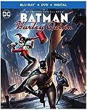 Batman and Harley Quinn (Blu-ray/DVD,2017,2-Disc Set) Brand New! USA!  No Code