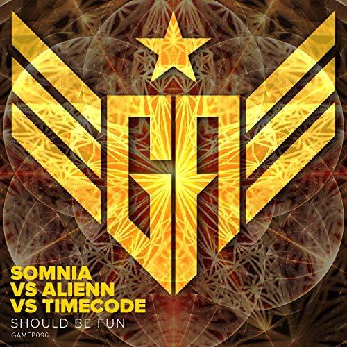 Somnia, Alienn & Timecode