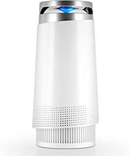Tenergy Renair Air Purifier, True HEPA Filter, Ultra Quiet Air Cleaner, Odor Allergies Eliminator, Home Air Purifier for Smokers, Dust, Mold, Germ, Guardian Touch Control with Night Light