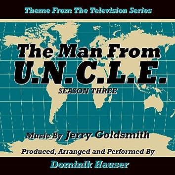 The Man From U.N.C.L.E. - Season Three (Jerry Goldsmith)