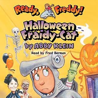 Ready, Freddy audiobook cover art