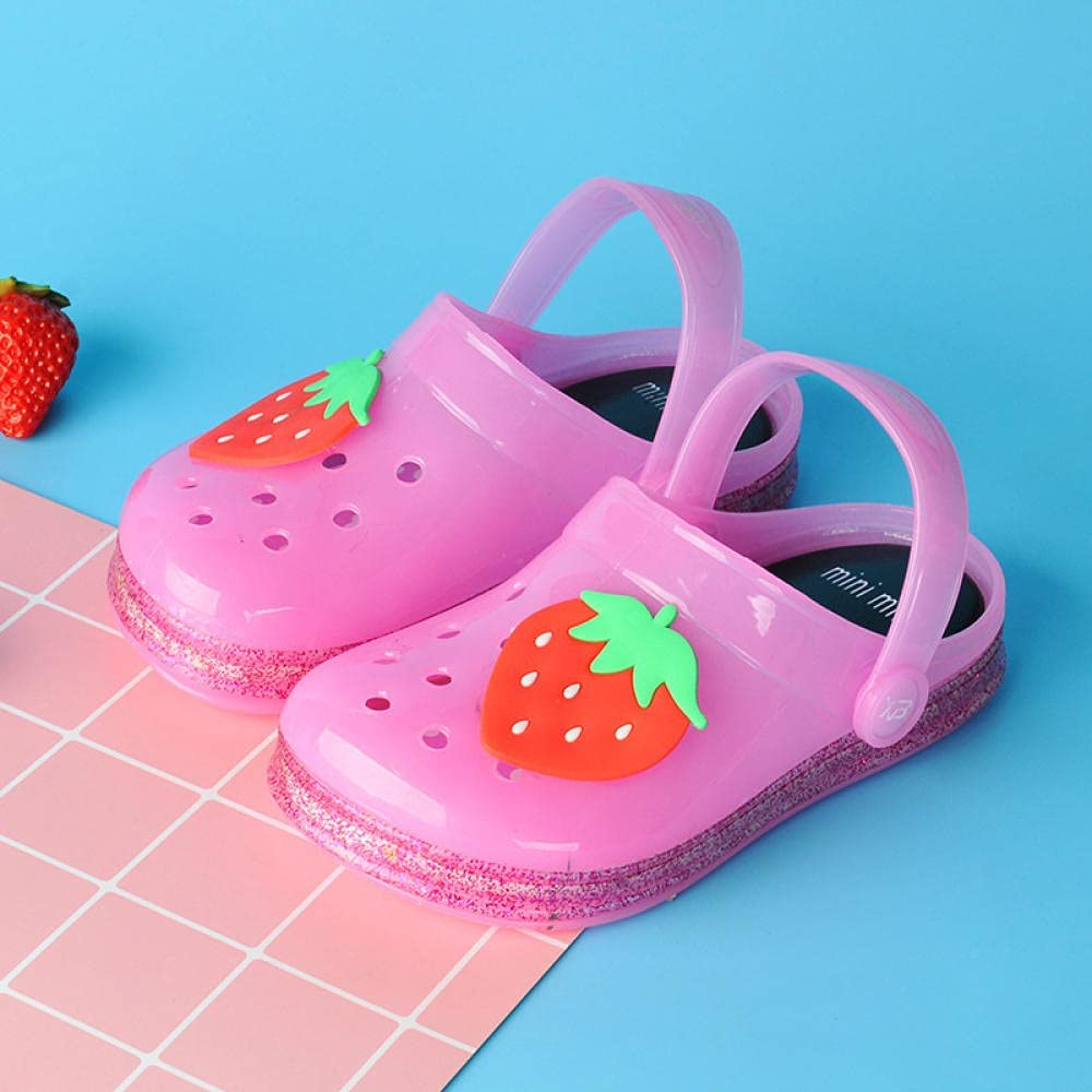 Kirin-1 Childrens Slippers Super popular specialty store Ranking TOP9 Size 10 Fruit Led C Flashing