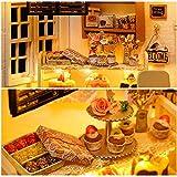 Zoom IMG-2 fsolis miniatura casa delle bambole