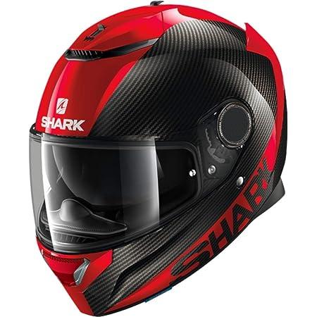 Shark Herren Nc Motorrad Helm Schwarz Rot Xl Auto