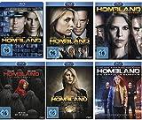 Homeland Staffel 1-6 (1+2+3+4+5+6) [Blu-ray Set]