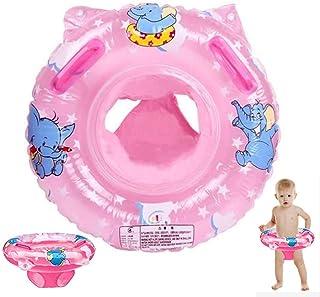 Sunshine smile Anillo de natación Bebe,Anillo de natación Inflable,Anillo de natación Asiento,Anillo de natación,Flotador de Piscina para bebés (F)