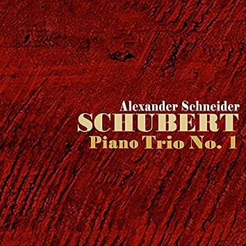 Schubert: Piano Trio No 1