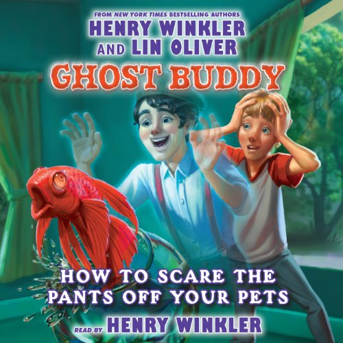 How to Scare the Pants Off Your Pet audiobook cover art