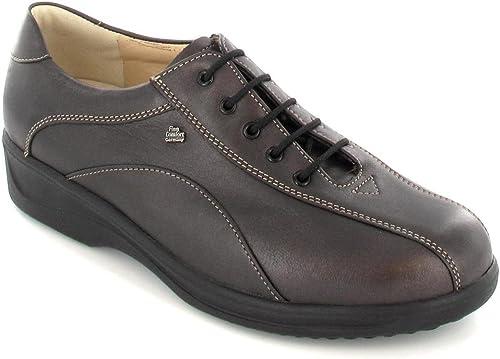 Finn Comfort 2152Femme Chaussures Basses Lacets Derby Derby  marque célèbre