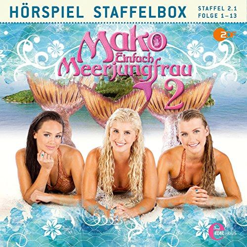 Staffelbox: Mako - Einfach Meerjungfrau 2.1-2.13
