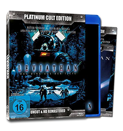 Leviathan - Das Ding aus der Tiefe (Platinum Cult Edition) [Blu-ray] [Limited Edition]