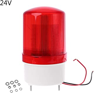 Sourcingmap/® Sexyher 2724 FMQ 50 DB DC 24V Tension Continue Buzzer Alarme sonore industriels