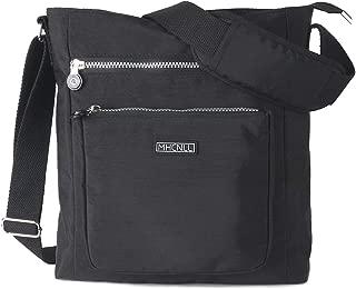 Crossbody Bags for Women RFID theft Lightweight Shoulder Bag Waterproof Nylon Travel Purses and Handbags