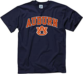 Campus Colors NCAA Adult Arch & Logo Soft Style Gameday T-Shirt