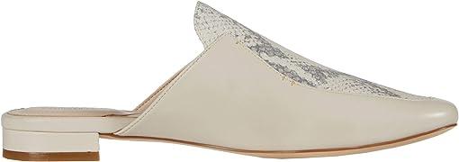 Pumice Stone Leather/Tonal Chalk Python