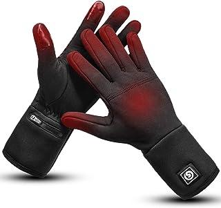 day wolf Beheizbare Handschuhe, Winterarbeitshandschuhe für Männer und Frauen 7,4 V..