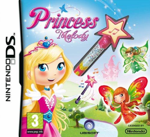 PRINCESS MELODY / Nintendo DS Juego EN ESPANOL Compatible Nintendo DS LITE-DSI-3DS-2DS-3DS XL-2DS XL-NEW 3DS-NEW 3DS XL-NEW 2DS XL