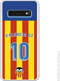 8b785eac526 La Casa de las Carcasas Carcasa Oficial Valencia Camiseta Segunda  Equipación Valencia C.F. para Samsung Galaxy