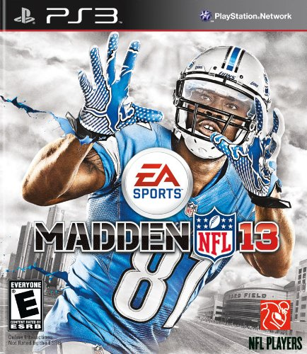 Electronic Arts Madden NFL 13 - Juego (PlayStation 3, Deportes, E (para todos))