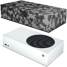 Capa Anti Poeira para Xbox Series S - Camuflado Cinza