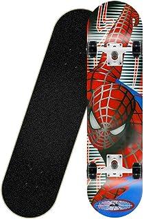 31-inch Mini Skateboard Cruiser Pro Skateboards Enchanted Version of Spiderman Skateboard Complete