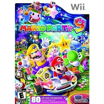 Mario Party 9  Nintendo Wii  - Rated E