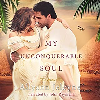 My Unconquerable Soul audiobook cover art