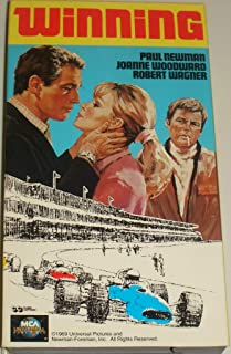 Winning with Paul Newman, Joanne Woodward and Robert Wagner, VHS 1969