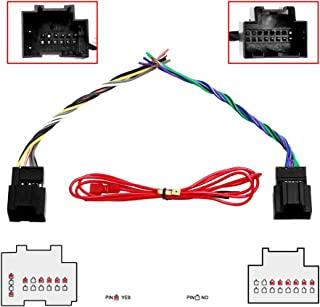 Car Stereo Radio Wiring Harness for 2006-2007 Saturn ION VUE