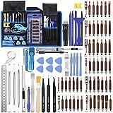 oGoDeal Kit Tournevis Jeu de Precision 95 en 1 Electrique pour La Réparation Technique Professionnelle des Smartphone, PC, Ordinateurs Portables, iPhones, iMac, Ordinateurs, Tablettes, MacBooks