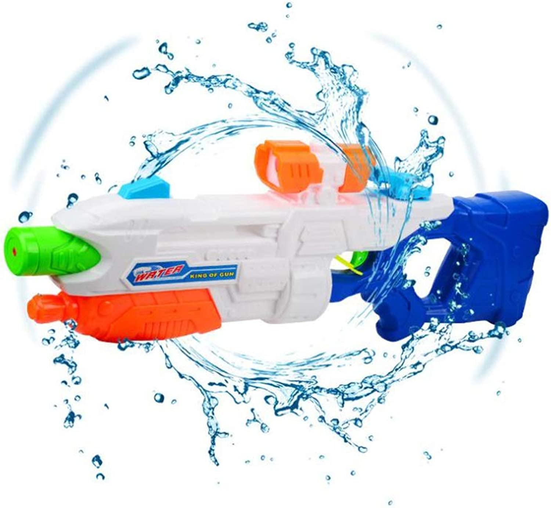 XLong-toy Groe Wasserpistole Strand Wasserpistolen Kinder Wasser Blaster Spielzeug Super Soaker Garten Party Sommer Pool Strand Erwachsene Spielzeug 60 cm