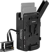 CINEDISKPRO DP-150 Dual CFast 2.0 A SSD Adaptador para URSA Mini Pro, 4k, 4.6k