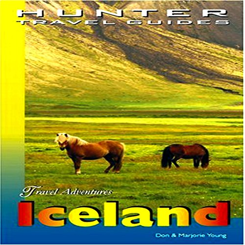 Iceland Adventure Guide audiobook cover art