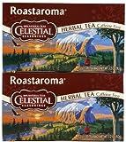 Celestial Seasonings Herbal Tea, Roastaroma, 20 Bags, Pack of 3