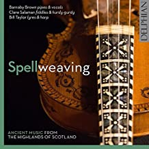 Spellweaving by Colin Campbell (2016-08-03)