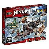 LEGO-Jurassic World ninjago La Fortezza della Sventura, 70605