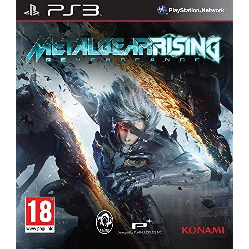 Metal Gear Rising : Revengeance [Edizione: Francia]