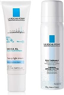 La Roche-Posay(ラロッシュポゼ) 【トーンアップ化粧下地+ミスト状化粧水のおまけ付キット】UVイデア XL プロテクショントーンアップ SPF50+/PA++++ 30mL + ミスト状化粧水 50g