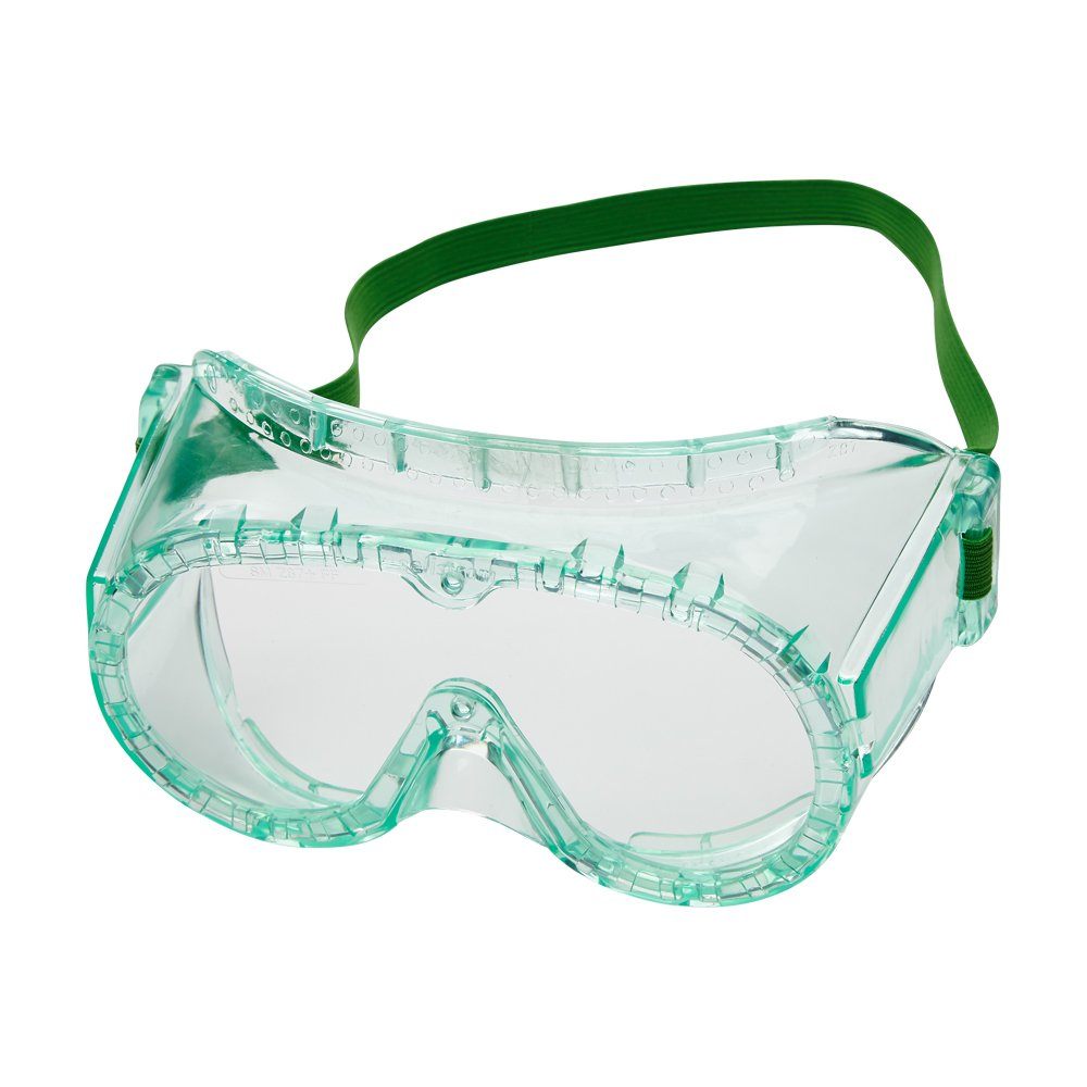 Sellstrom Flexible Spring new work one after another OFFicial mail order Soft Direct Vent Safety Goggle Protective