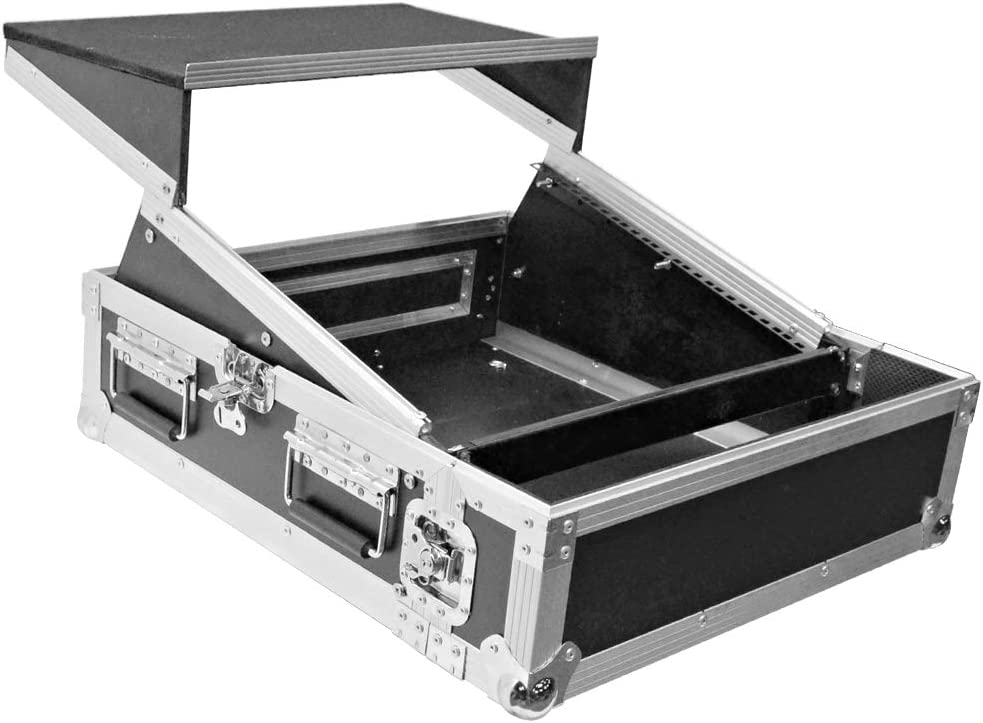Seismic Audio - SATAC2x10 Heavy Duty Space wit ATA OFFicial Case 2 Max 51% OFF Rack