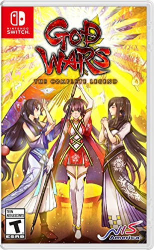 God Wars: The Complete Legend - Nintendo Switch