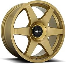 Rotiform R150 Six OR 17x9 6x135 +1mm Bronze/Black Wheel Rim 17
