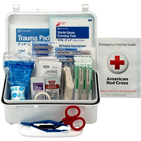 First Aid Only 57 Piece OSHA First Aid Kit (6060)