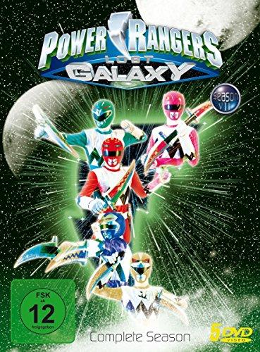 power rangers lost galaxy on dvd - 4