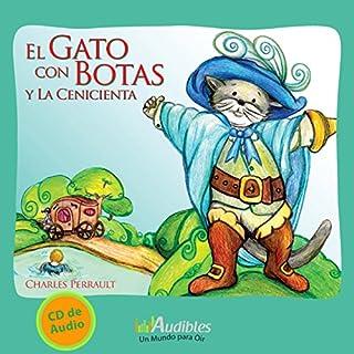 El Gato con Botas y la Cenicienta [Puss in Boots and Cinderella] Titelbild