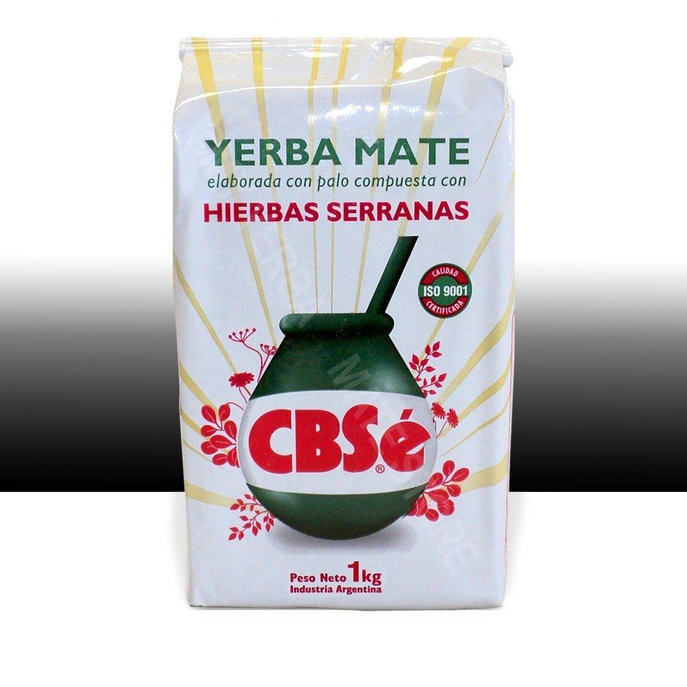 Tea Stop Sales results No. 1 - Herbal CBSe Yerba New Free Shipping Hierbas con Serranas Mate